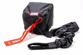 RJS Racing Equipment - RJS Champion Chute W/ Nylon Bag and Pilot Black