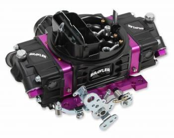 Brawler Carburetors - Brawler 650CFM Carburetor Brawler SSR-Series Black
