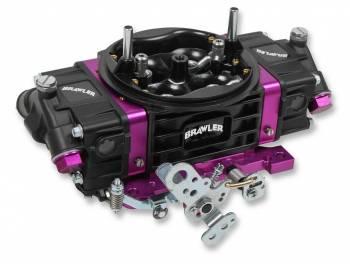 Brawler Carburetors - Brawler 750 CFM Carburetor Brawler Q-Series Black