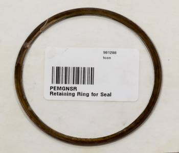 """PEM - Performance Engineering & Mfg Retaining Ring for Seal 2.5"""" GN"""