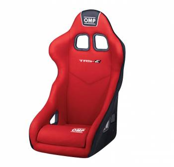 OMP Racing - OMP Racing TRS-E Seat Red