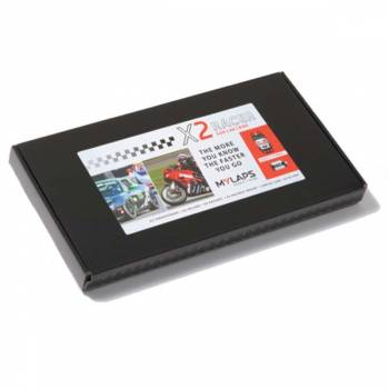 MYLAPS X2 Direct Power Transponder Racer Pack