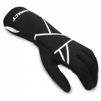 Impact - Impact Mini Axis Junior Glove - Black - X-Large