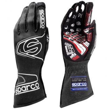 Sparco Arrow RG-7 EVO Glove - Black/Grey 001309NRGR
