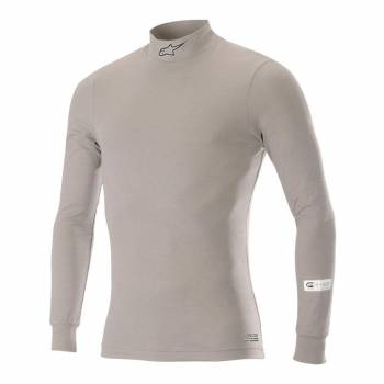 Alpinestars V2 Race Underwear Top - Mid Gray 4754518-970