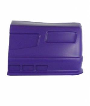 Dominator Racing Products - Dominator Racing Products SS Nose Purple Left Side Side Dominator SS