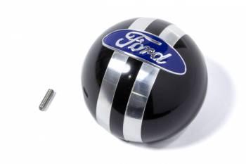 Drake Automotive Group - Drake Automotive Group 15-  Ford Emblem Pro Billet Shift Knob