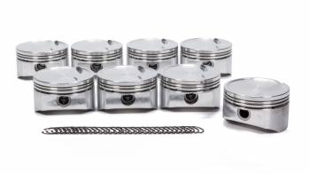 D.S.S. Racing - D.S.S. Racing LS2 SX Piston Set 4.000 Dished-15cc