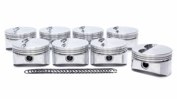 D.S.S. Racing - D.S.S. Racing SBF GSX Piston Set 4.040 F/T -3cc