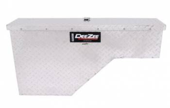 Dee Zee - Dee Zee Wheel Well Tool Box Drivers Side