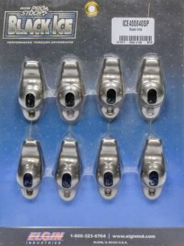 Elgin Industries - Elgin Industries SBC Rocker Arms (8pk) 1.6 Ratio 3/8 Stud