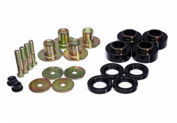 Energy Suspension - Energy Suspension 68-72 Chevelle Body Mount Kit