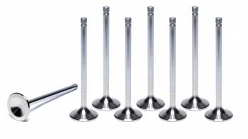 Ferrea Racing Components - Ferrea Racing Components SBC C/P 1.625 Exhaust Valves 5.725 OAL