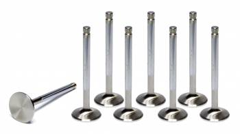 Ferrea Racing Components - Ferrea Racing Components SBM 1.600 C/6 Exhaust Valves 4.970 OAL