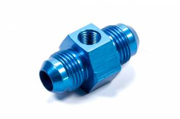 Fragola Performance Systems - Fragola Performance Systems #8 X #8  Inline Gauge Male Adapter Fitting