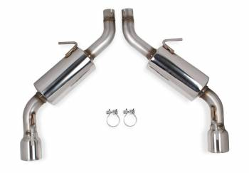 Hooker Headers - Hooker Headers Axle Back Exhaust Kit  w /Mufflers V6 Camaro 16up