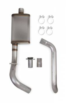 Hooker Headers - Hooker Headers Exhaust Kit Cat-Back  91 -01 Jeep Cherokee XJ 4.0