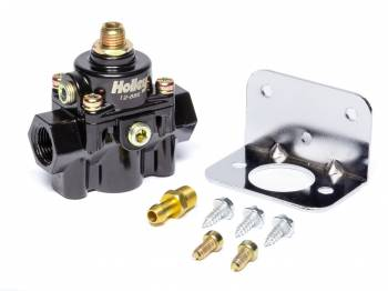 Holley Performance Products - Holley Performance Products Fuel Regulator - EFI Bypass Style 59.5 PSI