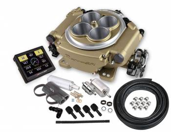 Holley Performance Products - Holley Performance Products Sniper EFI Master Kit - Classic Finish
