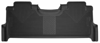 Husky Liners - Husky Liners Ford X-Act Contour Floor Liners Front Black