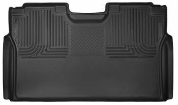 Husky Liners - Husky Liners Ford X-Act Contour Floor Liners Rear Black