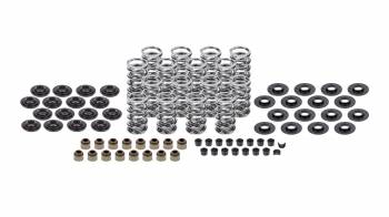 K-Motion Racing - K-Motion Racing LS Valve Spring Kit w/Steel Retainers