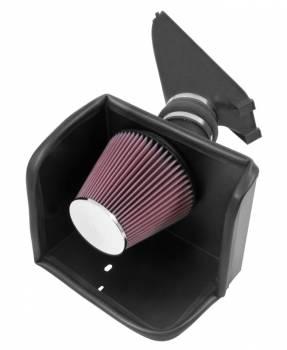 K&N Filters - K&N Filters Performance Air Intake System