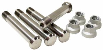 King Racing Products - King Racing Products Titanium Stud Kit For Rear Motor Plate