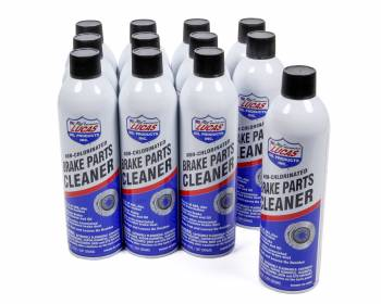 Lucas Oil Products - Lucas Oil Products Brake Parts Cleaner Case 12 x 14oz.