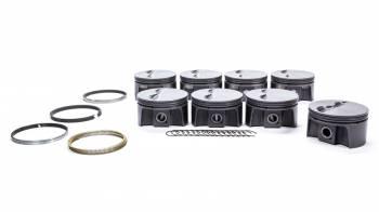 Mahle Motorsports - Mahle Motorsports SBC PowerPak F/T Piston Set 4.060 Bore