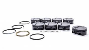 Mahle Motorsports - Mahle Motorsports SBC PowerPak I/D Piston Set 4.155 Bore -20cc