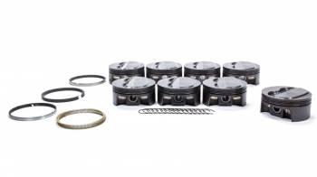 Mahle Motorsports - Mahle Motorsports SBC PowerPak Domed Piston Set 4.125 Bore