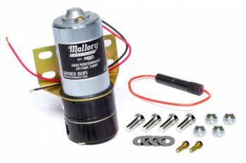 Mallory Ignition - Mallory Ignition Fuel Inj Electric Pump