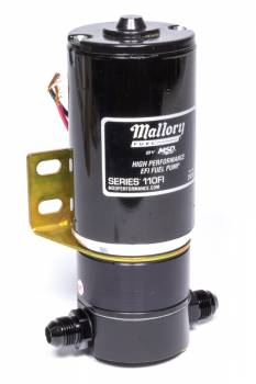 Mallory Ignition - Mallory Ignition Electric Fuel Pump - 110GPH