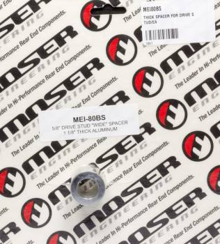 Moser Engineering - Moser Engineering THICK SPACER FOR DRIVE S TUD/EA