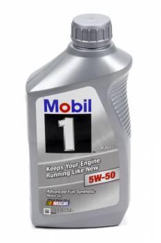 Mobil 1 - Mobil 1 5w50 Synthetic Oil 1 Qt. FS X2