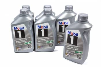 Mobil 1 - Mobil 1 10w30 Synthetic Oil Case 6x1 Quart