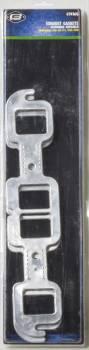 Mr. Gasket - Mr. Gasket Alum. Exhaust Gasket Set Olds V8 w/Rect. Port