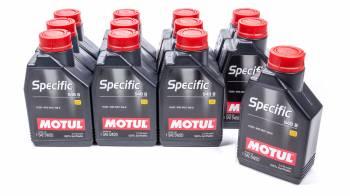 Motul - Motul OEM Specific 5w20 Synthe tic Case 12x1 Liter