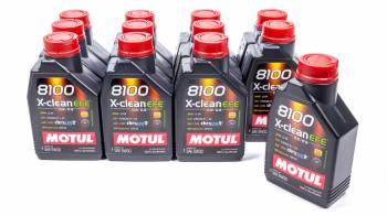 Motul - Motul 8100 5w30 X-Clean EFE Case 12x1 Liter