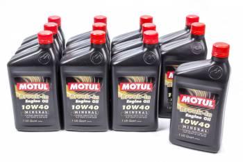 Motul - Motul Break-In Oil 10w40 Case 12 x 1 Qt.