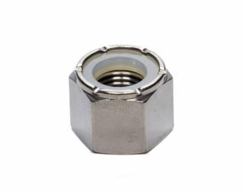 Mettec - Mettec Titanium Hex Nylock Lock 1/2-20 Full Head