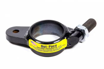 Out-Pace Racing Products - Out-Pace Racing Products Ball Joint Holder 10 Degree Angled