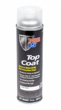 POR-15 - POR-15 Top Coat Clear 14oz Aerosol