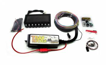 Painless Performance Products - Painless Performance Products Trail Rocker Kit 97-06 Jeep Wrangler TJ Dash Mt