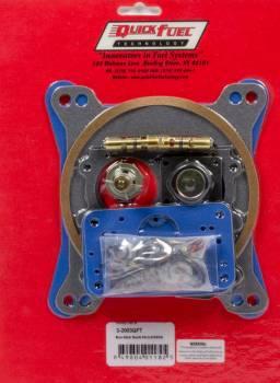 Quick Fuel Technology - Quick Fuel Technology Carb Rebuild Kit w/Non- Stick Gaskets 4223/4224