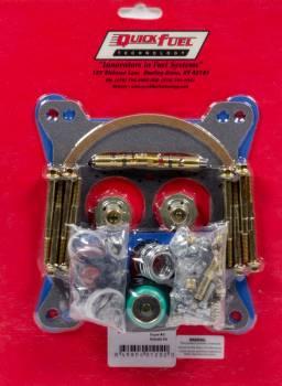Quick Fuel Technology - Quick Fuel Technology Super Non-Stick Rebuild Kit Alcohol 4150/4150 HP