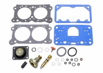 Willy's Carburetors - Willy's Carburetors Rebuild Kit Alcohol 2bbl 350-500 CFM