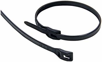 "Allstar Performance - Allstar Performance Flush Fit Wire Ties Black 10"""