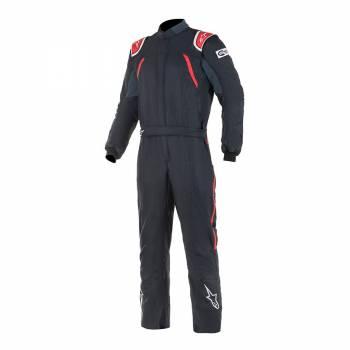 Alpinestars GP Pro Comp Suit - Black / Red Front